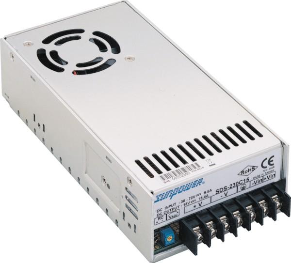 DC/DC Schaltnetzteil Sunpower SDS 230