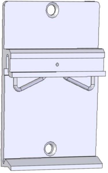 Hutclip für SPS-015/025-Serie